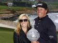 """US PGA Tour – AT&T Pebble Beach: """"Leftyho"""" jubilejný 40. titul"""