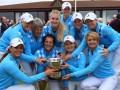 Curtis Cup: Prvý titul Veľkej Británie a Írska od roku 1996