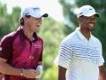 World Golf Final: Rory na čínskej exhibícii zdolal Tigera
