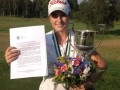 Amatérske ME žien: Víťazná Sobrónová s pozvánkou na LET, Hečková v Estónsku na 62. mieste, finále bez Abrahámovej