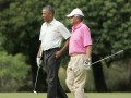 Obama si v závere roka našiel čas aj na golf