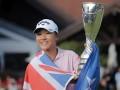 LPGA Tour – Evian Championship: Osemnásťročná Lydia Ko najmladšou držiteľkou majoru, Spilková prešla katom