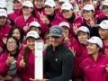 European Tour – BMW Masters: V šanghajskej rozohrávke jubilejný stý titul pre Švédsko vďaka Brobergovi