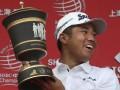 WGC -HSBC Champions: Japonec Macujama vyhral v Šanghaji o rekordných sedem úderov