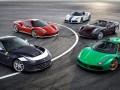 Ferrari predstavilo sériu noviniek k 70. výročiu