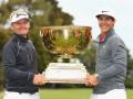 ISPS HANDA World Cup of Golf: Dánsko vďaka Kjeldsenovi a Olesenovi po prvý raz triumfovalo vo Svetovom pohári