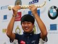 Juhokórejčan Wang nováčikom roka na European Tour