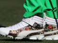 Fowler si uctil Palmera originálnymi topánkami