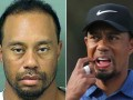 Tiger Woods zaspal za volantom a skončil na polícii