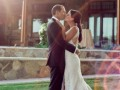 Úradujúci šampión US Masters Sergio García sa oženil, zahral mu aj Kenny G