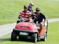 Woods zaznamenal progres, ale súťažný golf je v nedohľadne