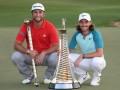 European Tour – Dubai DP World Tour Championship: Turnaj vyhral nováčik roka Rahm, Fleetwood kráľom sezóny