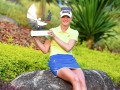 VIDEO/Honda LPGA Thailand: Hrdinka Jessica Kordová, napriek zdravotnému hendikepu získala piaty titul