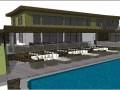 V Hrubej Borši sa rodí atraktívny klubový dom