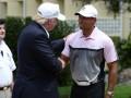 Woods a Trump? Zvláštny vzťah…