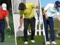 Dropovanie od kolien rozdeľuje golfový svet
