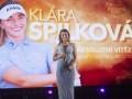 Klára Spilková piatykrát Golfistkou roka v Českej republike