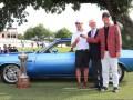 Kevin Na má veľké srdce, za výhru na Coloniale daroval kedíkovi auto