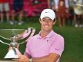 """Tour Championship: Už bez Sabbatiniho vyhral FedEx Cup iný Rory a zinkasoval 15 """"melónov"""""""