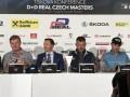 Czech Masters: Majstri remesla sú už na mieste činu, Harrington ešte čaká na palice