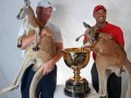 Presidents Cup: Woods vďaka voľnej karte hrajúcim kapitánom