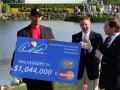 Ďalšia rekordná méta, Woods zarobil už viac ako 120 miliónov USD