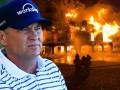 Golfista Davis Love III prišiel pri požiari o rodinné sídlo