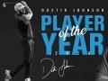 Johnson sa stal Golfistom roka na PGA Tour, už po druhý raz v kariére