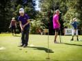 V českom golfe mierne pribudli hráči, hlavne ženy a deti