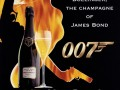 Šampanské pre Jamesa Bonda