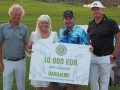 Penati ocenilo Sabbatiniho za prínos golfu na Slovensku