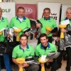 SFLG 2018: Finále v Stegersbachu ovládol tím ŠEVT /foto/