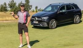 Slovenský Rory si rýchlo potykal s novým Mercedesom-Benz GLE