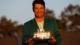 US Masters: Ázia má prvého šampióna v zelenom saku vďaka Japoncovi Macujama