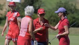 Porsche Ladies Tour 2021: Červený turnaj oslavou žien a golfu