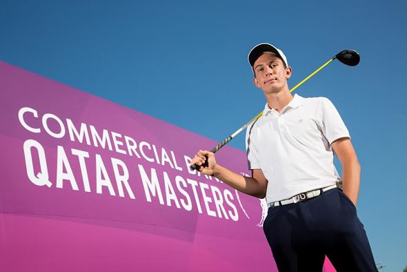 Commercial Bank Qatar Masters 2015.